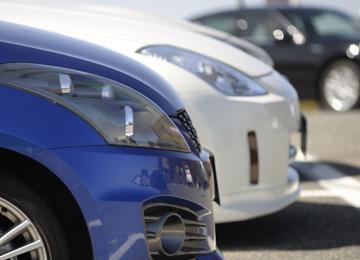 自動車保険の取り扱い